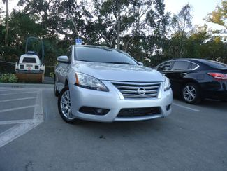2014 Nissan Sentra SL PREM PKG. LTHR. SUNRF. NAVI. CAM. BOSE SEFFNER, Florida 7