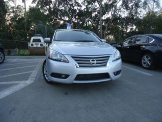 2014 Nissan Sentra SL PREM PKG. LTHR. SUNRF. NAVI. CAM. BOSE SEFFNER, Florida 8