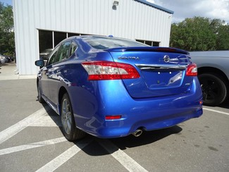 2014 Nissan Sentra SR. NAVIGATION. CAMERA. PUSH STRT. XM SEFFNER, Florida 9