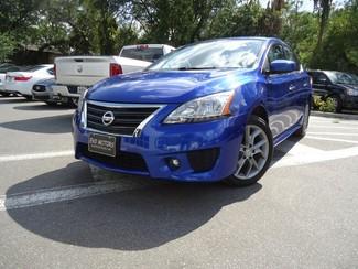 2014 Nissan Sentra SR. NAVIGATION. CAMERA. PUSH STRT. XM SEFFNER, Florida