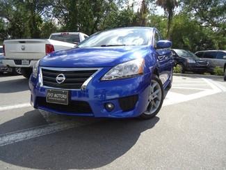 2014 Nissan Sentra SR. NAVIGATION. CAMERA. PUSH STRT. XM SEFFNER, Florida 5