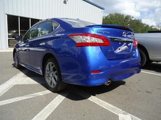 2014 Nissan Sentra SR. NAVIGATION. CAMERA. PUSH STRT. XM SEFFNER, Florida 8