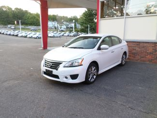 2014 Nissan Sentra in WATERBURY, CT