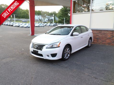 2014 Nissan Sentra SR in WATERBURY, CT