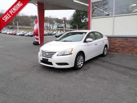 2014 Nissan Sentra S in WATERBURY, CT