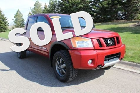 2014 Nissan Titan PRO-4X in Great Falls, MT