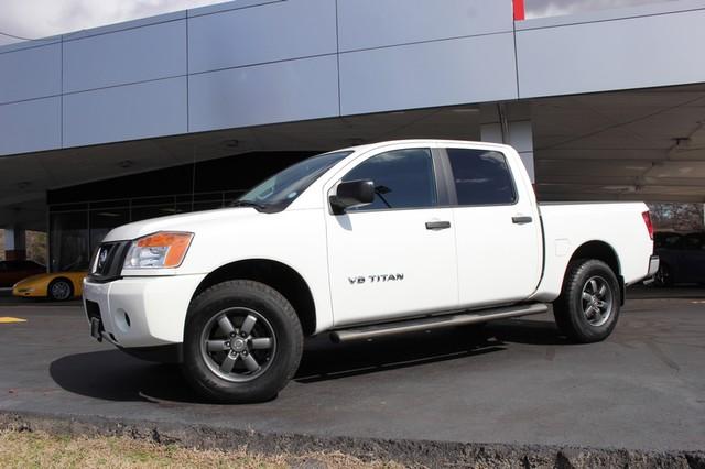 2014 Nissan Titan Crew Cab 4x4 - POPULAR PKG! - NEW TIRES! Mooresville , NC 35