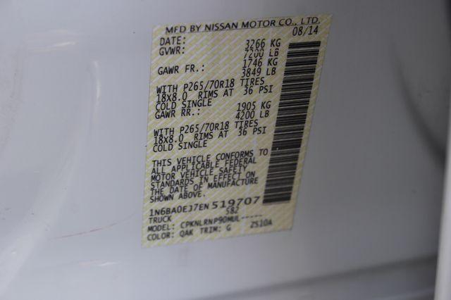 2014 Nissan Titan Crew Cab 4x4 - POPULAR PKG! - NEW TIRES! Mooresville , NC 68