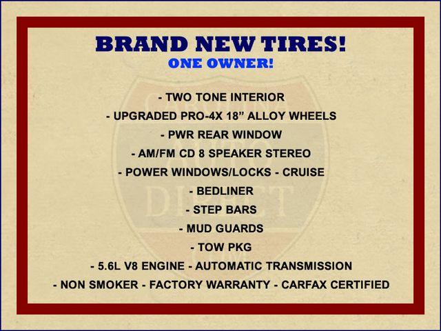 2014 Nissan Titan Crew Cab 4x4 - UPGRADED WHEELS - NEW TIRES! Mooresville , NC 1