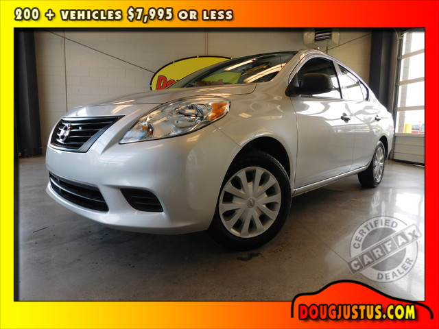 Used nissan versa for sale in maryville tn 44 cars from for Used cars airport motor mile