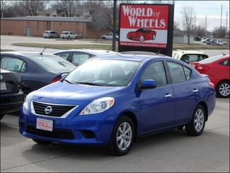 2014 Nissan Versa SV in  Iowa