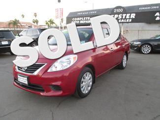 2014 Nissan Versa SV Costa Mesa, California