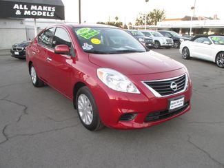 2014 Nissan Versa SV Costa Mesa, California 2