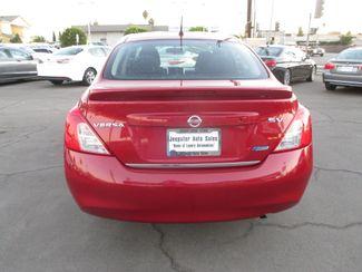 2014 Nissan Versa SV Costa Mesa, California 4