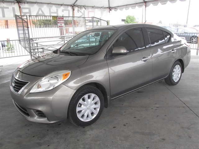 2014 Nissan Versa SV Please call or e-mail to check availability All of our vehicles are availa