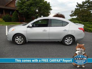 2014 Nissan Versa in Harrisonburg VA