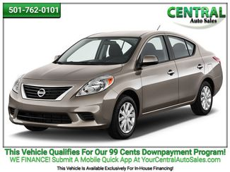 2014 Nissan Versa SV | Hot Springs, AR | Central Auto Sales in Hot Springs AR