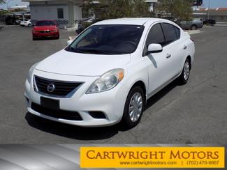 2014 Nissan Versa *SV*40 MPG*MANUFACTURER WARRANTY* LOW MILES Las Vegas, Nevada