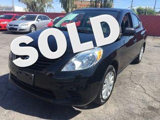 2014 Nissan Versa S AUTOWORLD (702) 452-8488 Las Vegas, Nevada