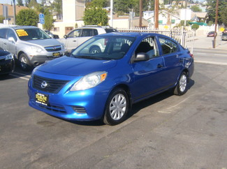 2014 Nissan Versa S Plus Los Angeles, CA 0