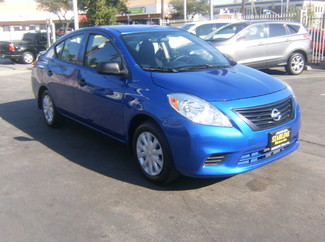 2014 Nissan Versa S Plus Los Angeles, CA 4