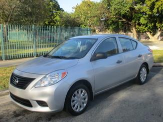 2014 Nissan Versa S Plus Miami, Florida