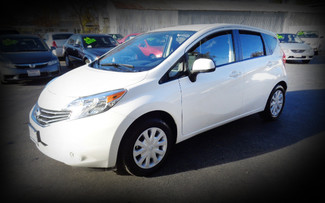 2014 Nissan Versa Note S Hatchback Chico, CA 3
