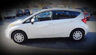 2014 Nissan Versa Note S Hatchback Chico, CA 4