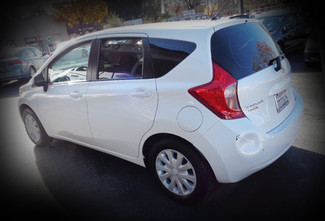 2014 Nissan Versa Note S Hatchback Chico, CA 5