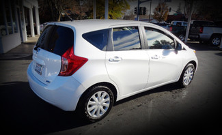 2014 Nissan Versa Note S Hatchback Chico, CA 2