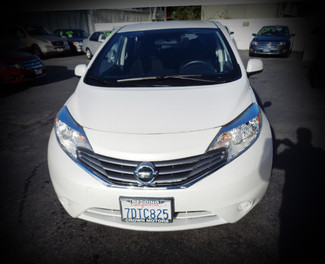 2014 Nissan Versa Note S Hatchback Chico, CA 6
