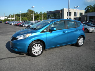 2014 Nissan Versa Note S in dalton, Georgia