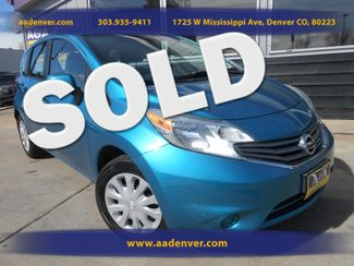 2014 Nissan Versa Note in Denver CO