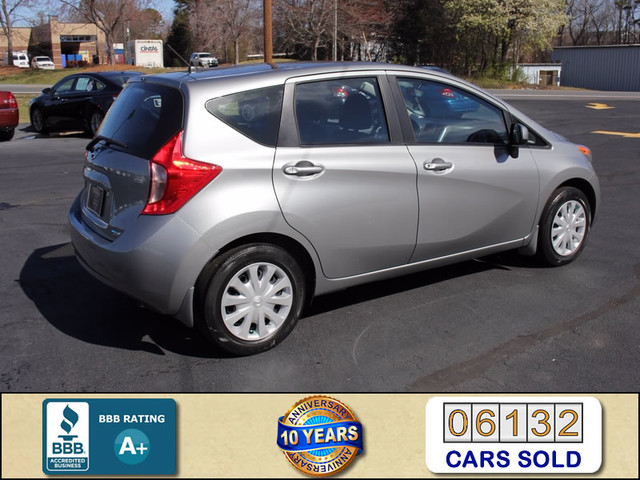 2014 Nissan Versa Note S Mooresville , NC 1