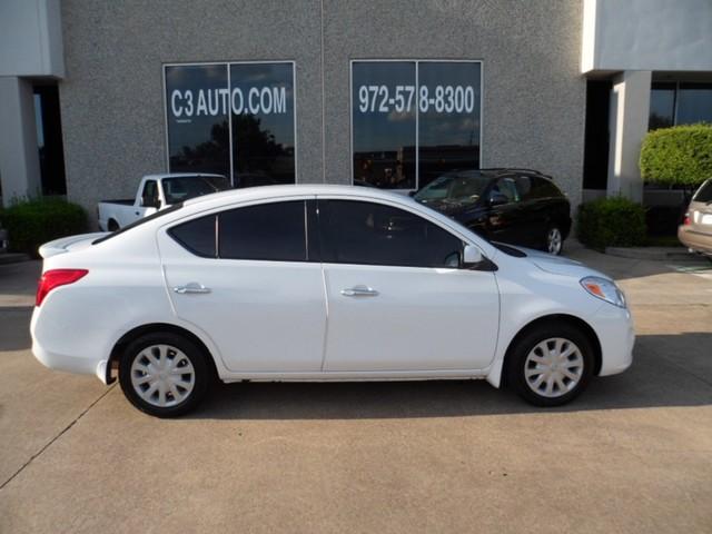 2014 Nissan Versa SV   Plano, Texas   C3 Auto.com in Plano Texas