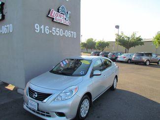 2014 Nissan Versa SV Sacramento, CA 1