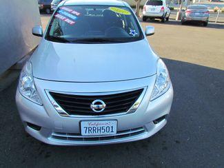 2014 Nissan Versa SV Sacramento, CA 3