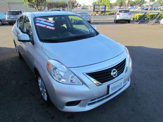 2014 Nissan Versa SV Sacramento, CA 4