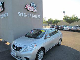 2014 Nissan Versa SV Sacramento, CA 5