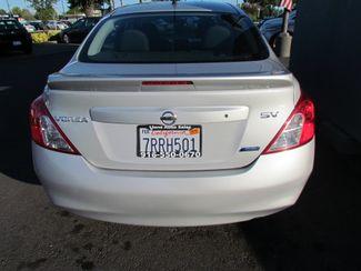 2014 Nissan Versa SV Sacramento, CA 8