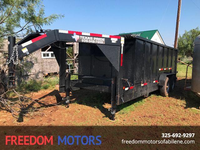 2015 Other Texas Pride Dump Trailer | Abilene, Texas | Freedom Motors  in Abilene Texas