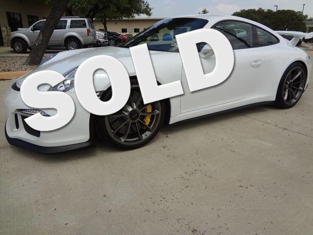 2014 Porsche 911 GT3 Austin , Texas 0