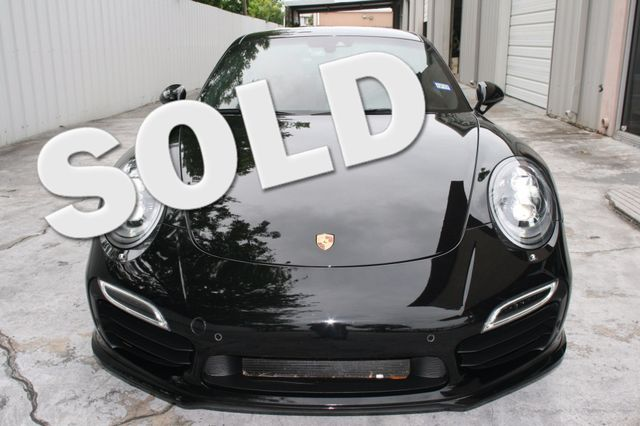 2014 Porsche 911 Turbo Houston, Texas 0