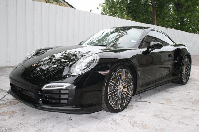 2014 Porsche 911 Turbo Houston, Texas 3
