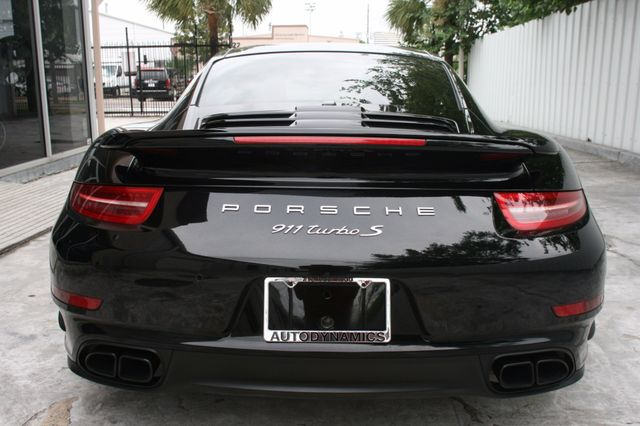 2014 Porsche 911 Turbo Houston, Texas 4