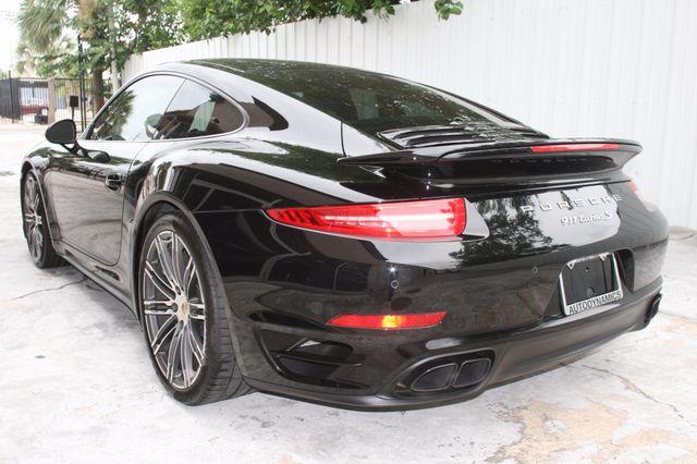 2014 Porsche 911 Turbo Houston, Texas 5