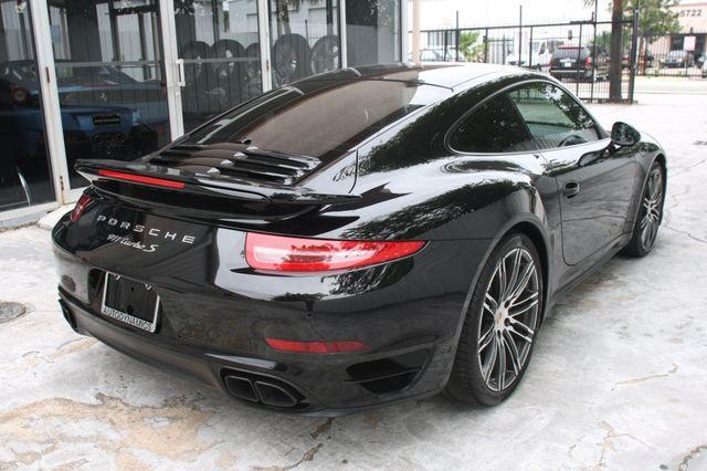 2014 Porsche 911 Turbo Houston, Texas 6