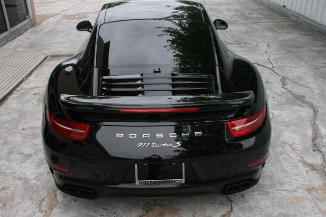 2014 Porsche 911 Turbo Houston, Texas 8