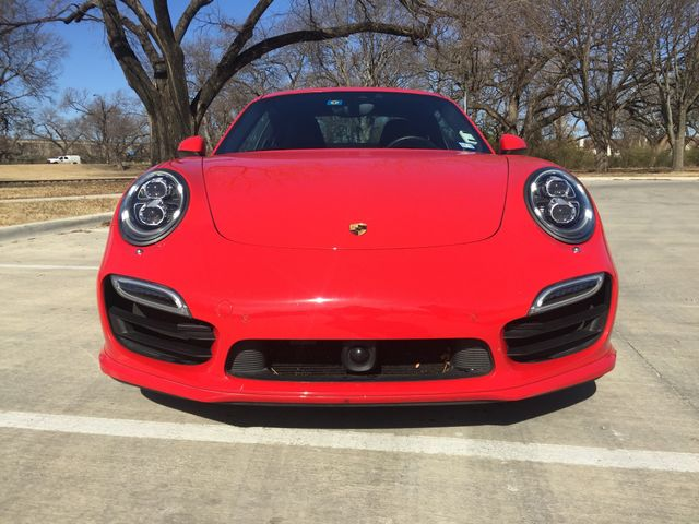 2014 Porsche 911 Turbo Houston, Texas 1