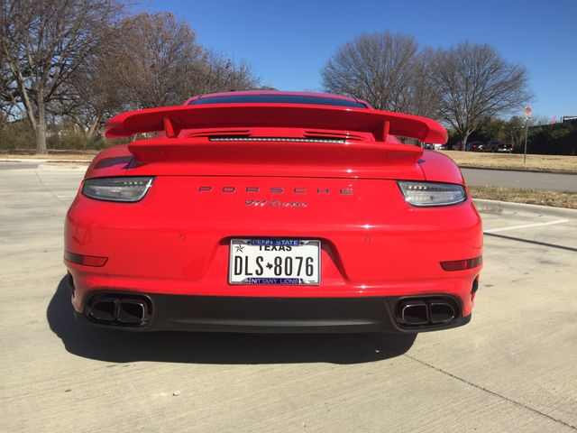 2014 Porsche 911 Turbo Houston, Texas 12